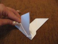 как сделать бабочку из бумаги 17