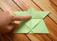 как сделать черепаху из бумаги 10