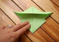 как сделать черепаху из бумаги 11