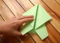 как сделать черепаху из бумаги 7