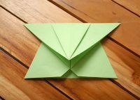 как сделать черепаху из бумаги 9