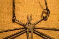 как сделать из бумаги паука 10