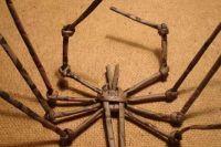 как сделать из бумаги паука 11