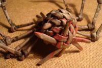 как сделать из бумаги паука 15