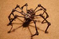 как сделать из бумаги паука 18