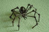 как сделать из бумаги паука 21