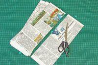 как сделать из бумаги паука 23