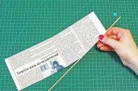 как сделать из бумаги паука 24