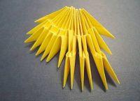 как сделать из бумаги ромашку 23