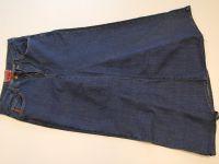 как сшить юбку из джинсов18