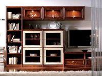 Книжный шкаф12