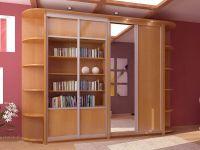Книжный шкаф16