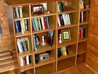 Книжный шкаф33