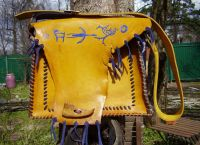 Кожаные сумки ручной работы 5