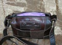 Кожаные сумки ручной работы 7