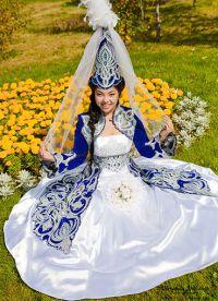 казахский народный костюм 2