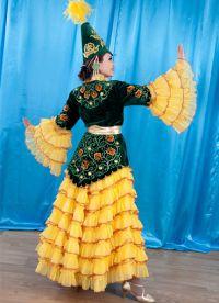казахский народный костюм 5