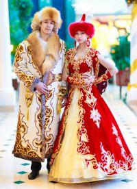 казахский народный костюм 7