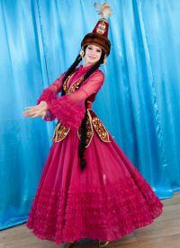казахский народный костюм 8