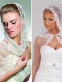 Свадебные накидки на осень 5