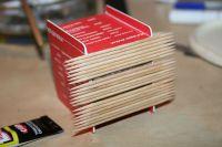 мебель из спичечных коробков 13