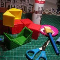 кубики зайцева вариант 2