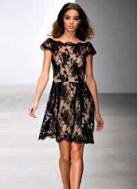 платье из кружева7