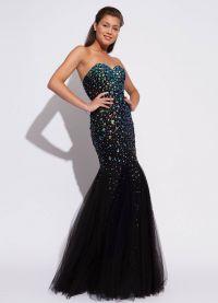 платье русалка3