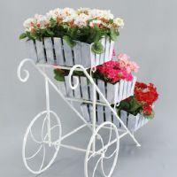 Подставки для цветов на подоконник8