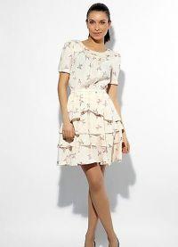 Прически под короткое платье 2