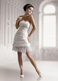 Прически под короткое платье 6