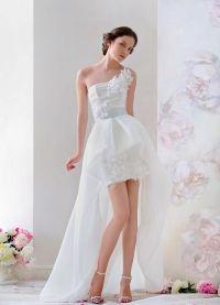 Прически под короткое платье 7