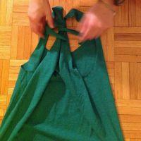 Как сделать майку из футболки28