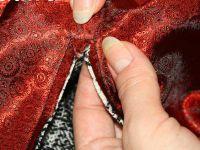 Как сшить юбку колокол20