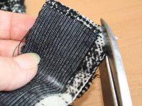 Как сшить юбку колокол,7