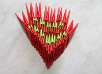 Модульное оригами - дракон36