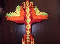 Модульное оригами - дракон41