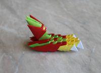 Модульное оригами - дракон53