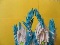 Модульное оригами - конфетница36