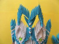 Модульное оригами - конфетница38