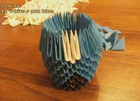 модульное оригами сова12