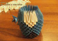 модульное оригами сова133