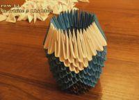модульное оригами сова14