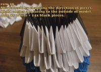 модульное оригами сова15