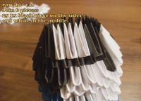 модульное оригами сова20