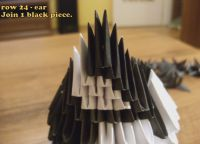 модульное оригами сова24