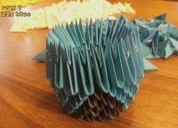 модульное оригами сова8
