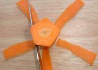 Поделки из моркови1