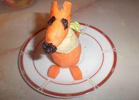 Поделки из моркови25