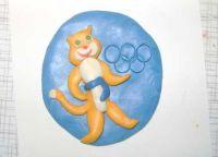 Поделки к олимпиаде своими руками30